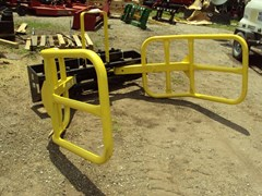Hay Squeeze For Sale:  Other Hyd Round Bale Squeeze