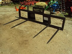 Bale Spear For Sale:  Other Quad Bale Spear