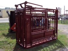 Misc. Ag For Sale:  Other Livestock Squeeze Chute