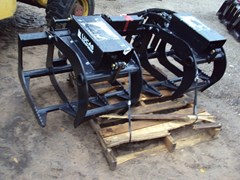 Grapple For Sale:  Lucas 6ft JD 600-700 Grapple