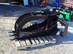 Grapple For Sale:  Other Skid Steer Stump Grapple