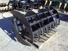 "Grapple For Sale:  Other 72"" Brush/Root Rake"
