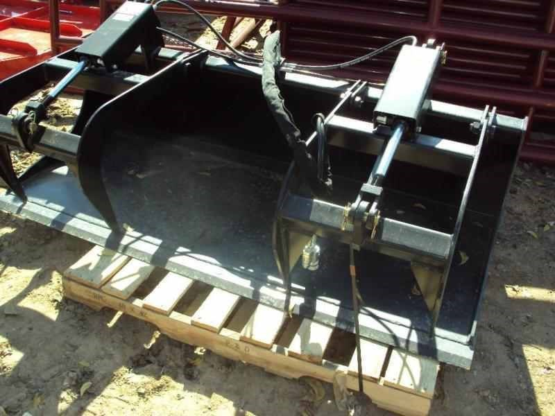 "Other 72"" Flat Bottom Grapple For Sale"