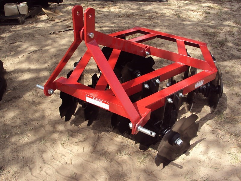 Other 3PT 4FT Tandem Disk Harrow For Sale