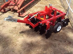 Disk Harrow For Sale:  Other Pull Type Tandem