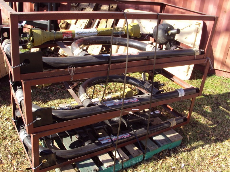 "Other PTO Drive w/6"" Auger Post Hole Digger For Sale"