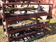 "Post Hole Digger For Sale:  Other PTO Drive w/6"" Auger"