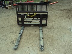 Attachment For Sale:  Other Skid Steer hydraulic Forks