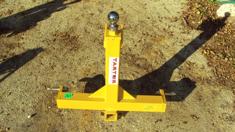 Tarter 3PT Trailer Hitch Attachments For Sale
