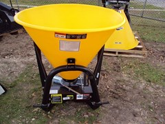 Fertilizer Spreader For Sale:  Other Poly Spin Spreader