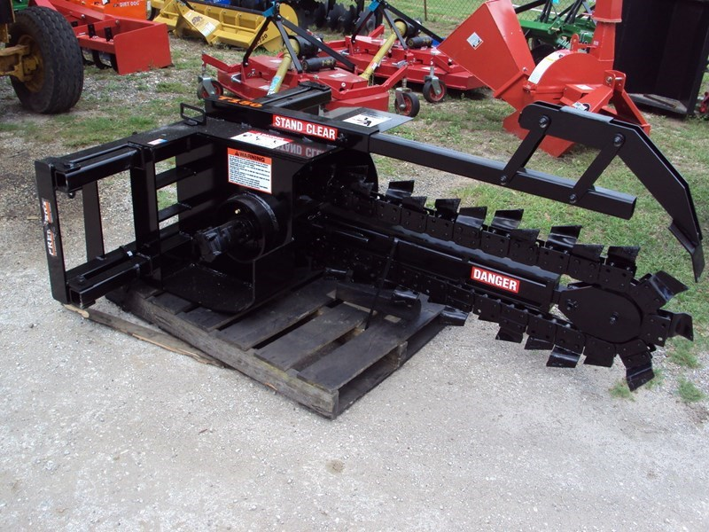 Premier T150 Hyd Drive Trencher For Sale