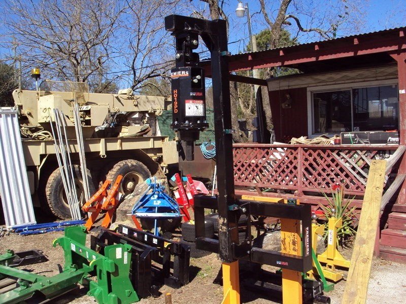 Premier Pier Drilling Rig Drill-Construction For Sale