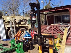 Drill-Construction For Sale:  Premier Pier Drilling Rig