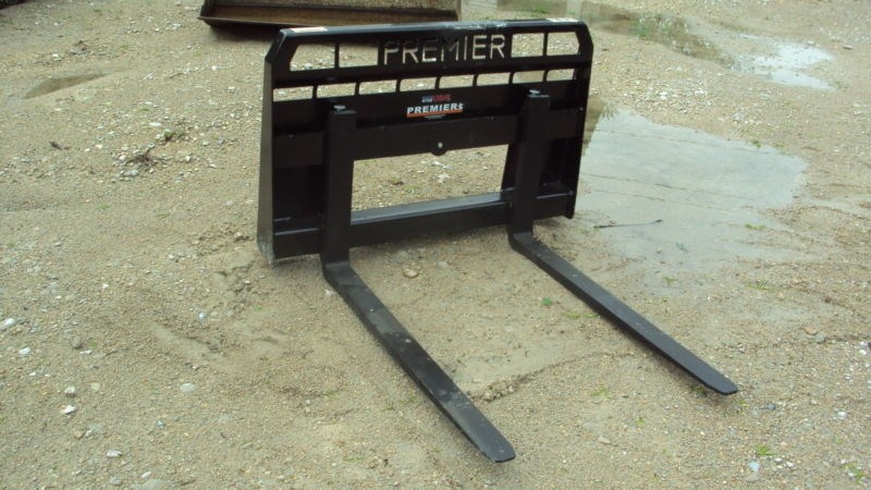 Premier Skid Steer Forks Attachment For Sale