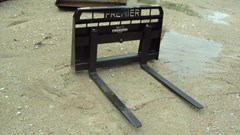 Attachment For Sale:  Premier Skid Steer Forks