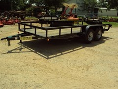 Utility Trailer For Sale:  Renegade 16' Tandem Axle
