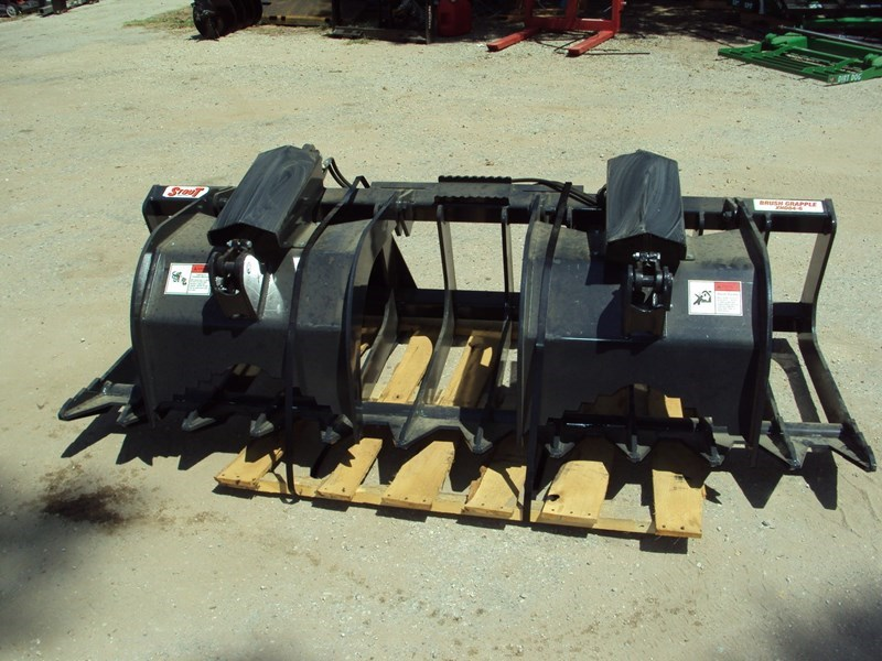 """Stout 84""""HD Brush/Root Grapple For Sale"""