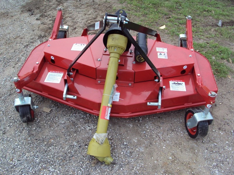 Tar River 5FT Rear Discharge Finishing Mower For Sale