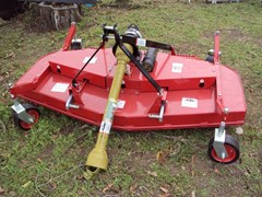 Finishing Mower For Sale:  Tar River 6Ft Rear discharge