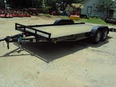 Car Hauler For Sale:  TexLine 18' tandem axle