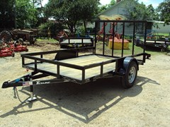 "Utility Trailer For Sale:  TexLine 77""x10' w/ Ramp"