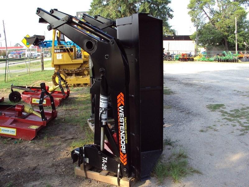 Westendorf Tractor Loader Front End Loader Attachment For Sale