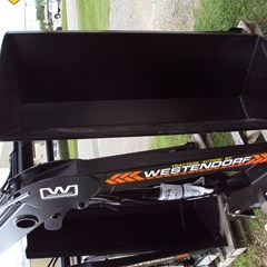 Westendorf Tractor Loader Front End Loader Attachment For