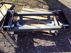 Skid Steer Bucket For Sale:  Worksaver Pin On Adapter