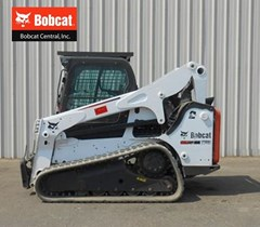 Skid Steer-Track For Sale:  2012 Bobcat T750 , 92 HP