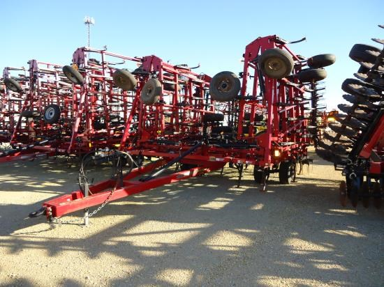 2009 Case IH 50.5 4BAR Field Cultivator For Sale