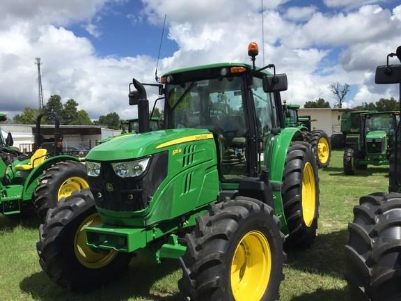 2015 John Deere 6115M Tractor For Sale