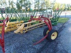Hay Rake-Wheel For Sale New Holland 258