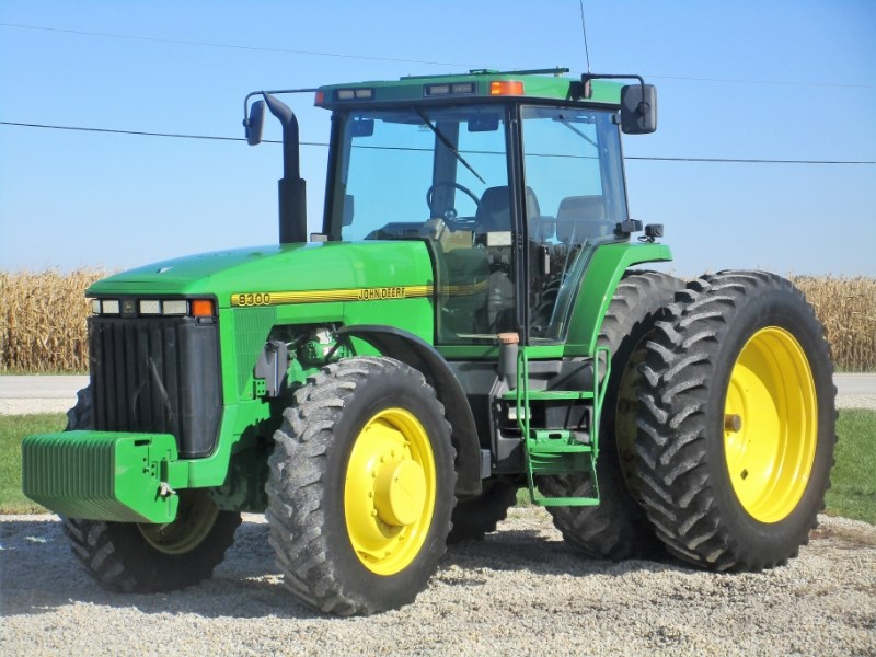 1996 John Deere 8300 Tractor For Sale