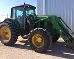 Tractor For Sale: 2005 John Deere 7520, 125 HP