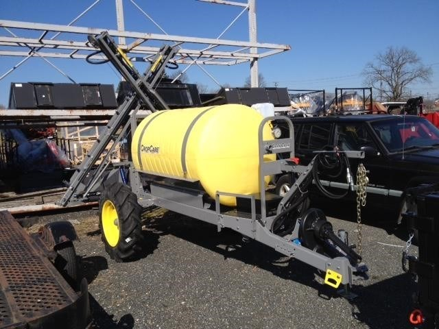 2016 CropCare AGX400 Sprayer-Pull Type For Sale