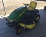 Riding Mower For Sale: 2001 John Deere SST18, 18 HP