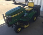 Riding Mower For Sale: 2012 John Deere X300R, 18 HP