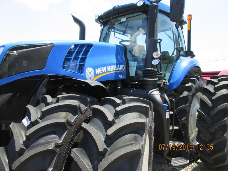 2015 New Holland T8.350 Tractor For Sale