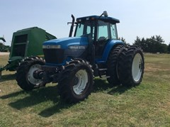 Tractor For Sale:  2000 New Holland 8770 , 190 HP