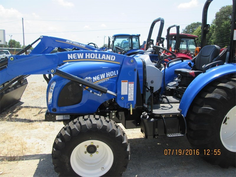 2015 New Holland BOOMER 47 Tractor For Sale