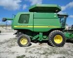 Combine For Sale: 2001 John Deere 9750 STS