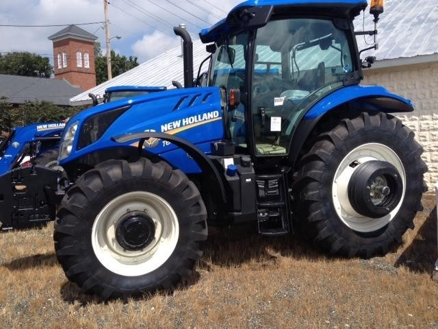 2016 New Holland T6.165 Tractor For Sale