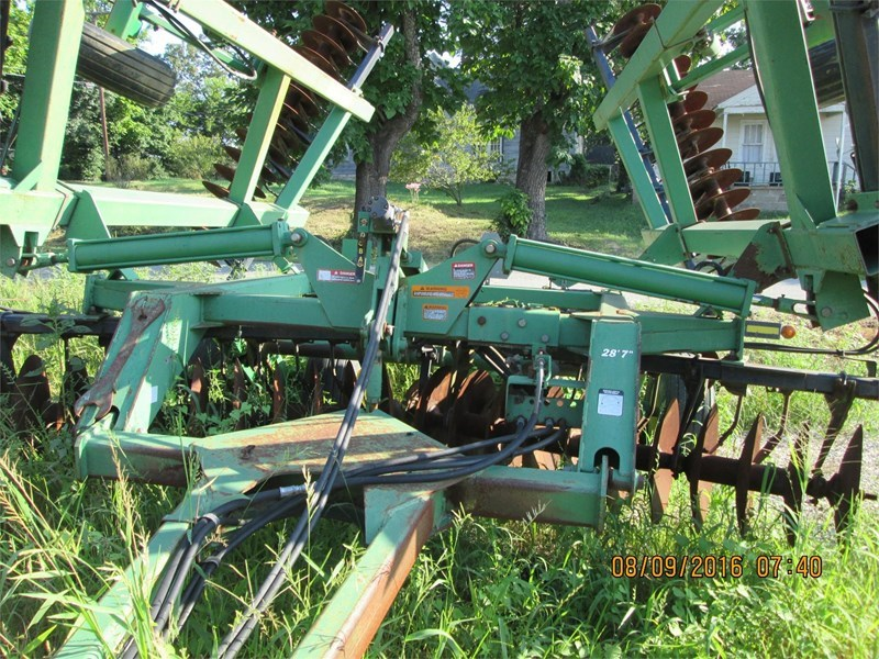 John Deere 637 Disk Harrow For Sale