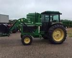 Tractor For Sale: 1993 John Deere 3055, 92 HP