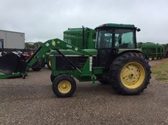 Tractor For Sale:  1993 John Deere 3055 , 1993 HP