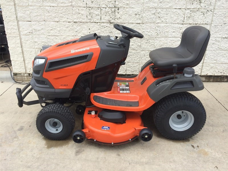 2016 Husqvarna YT46LS Riding Mower For Sale