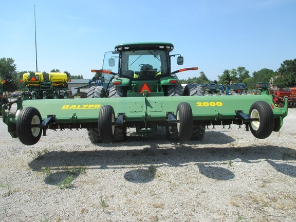 2008 Balzer 2000 Flail Mower For Sale
