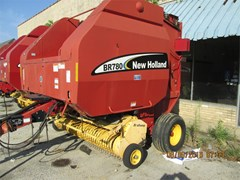 Baler-Round For Sale 2004 New Holland BR780