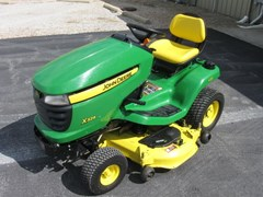 Riding Mower For Sale 2008 John Deere X324 , 22 HP