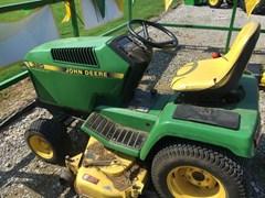 Riding Mower For Sale:  1994 John Deere 320 , 18 HP